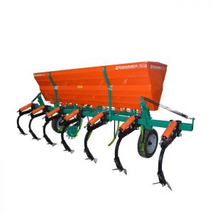 Furrow Cultivators with arms
