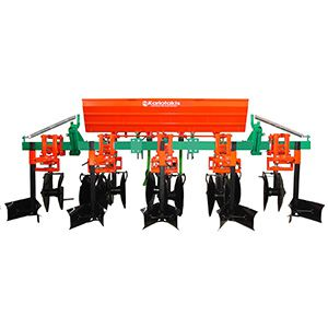 Furrow Cultivators with discs