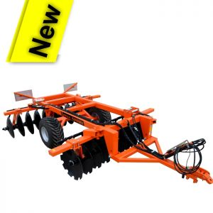 Disc harrow V type